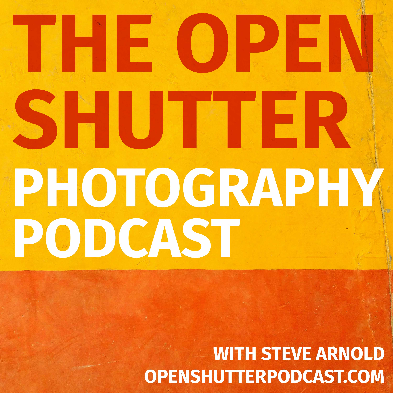 The Open Shutter Photography Podcast show art