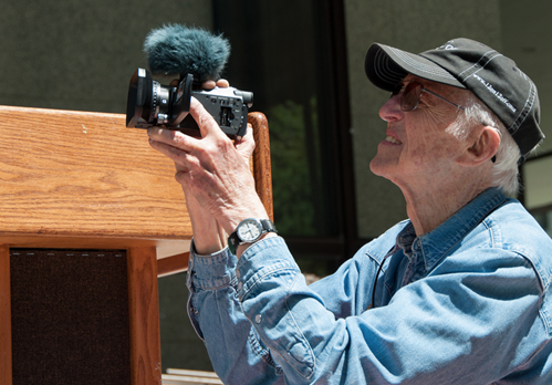 Haskell Wexler - Oscar Winning Cinematographer and Documentarian, 1922-2015