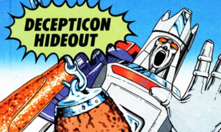When the Music Stops: Decepticon Hideout