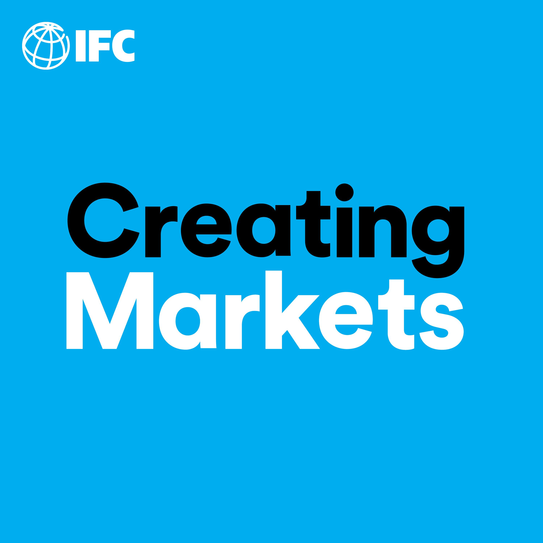 Creating Markets show art