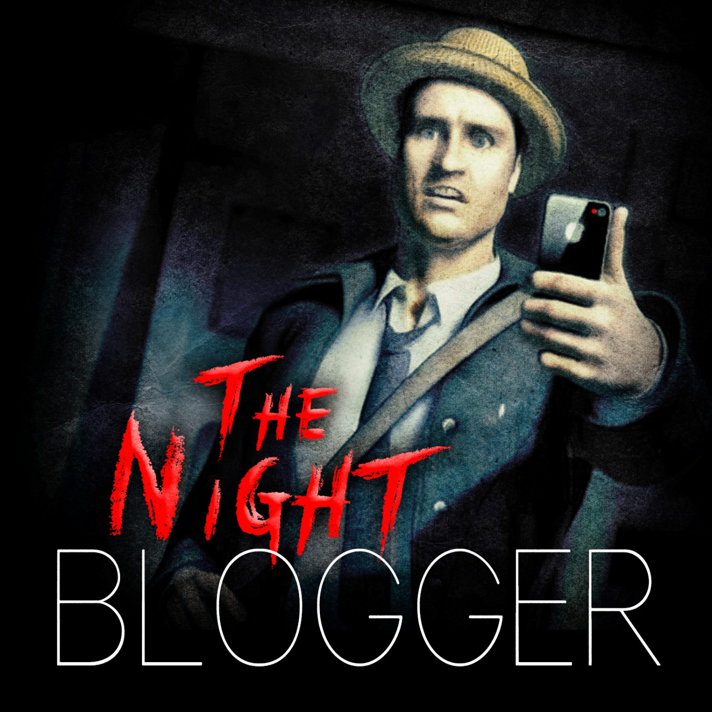 Artwork for The Night Blogger Episode Thirteen