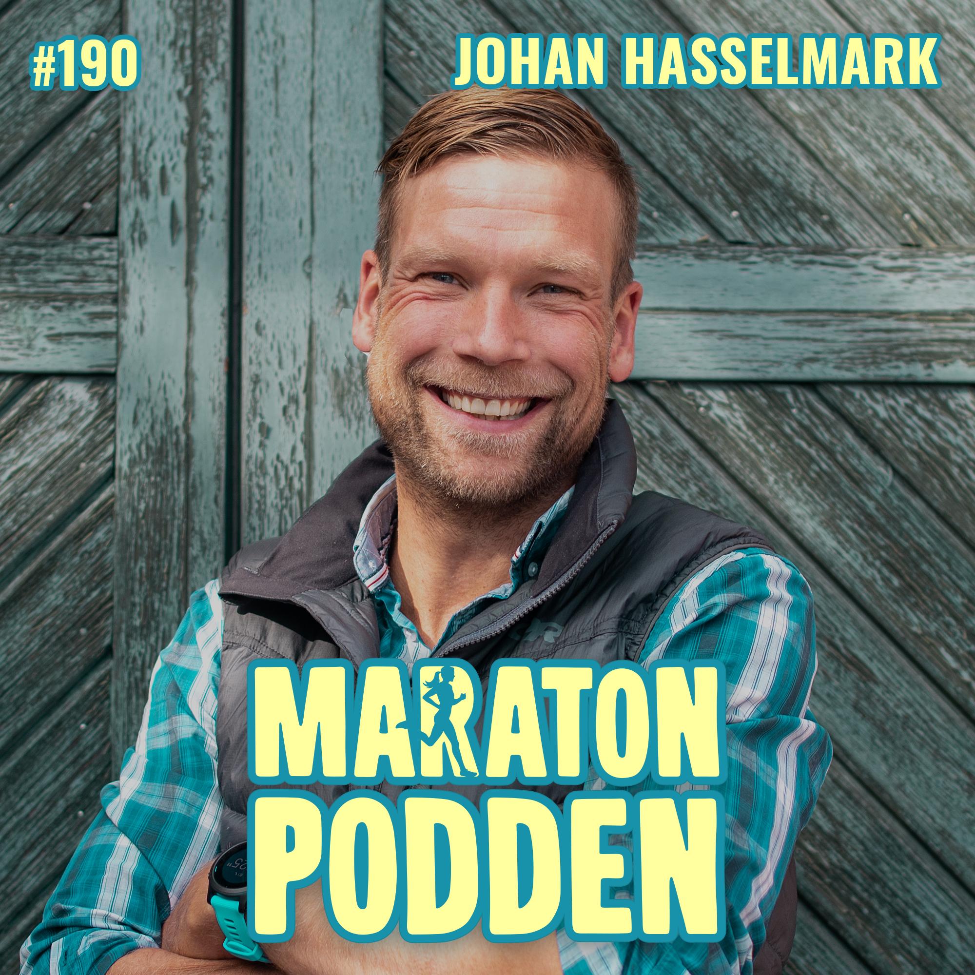 #190: Johan Hasselmark, träna smart – träna pulsbaserat!