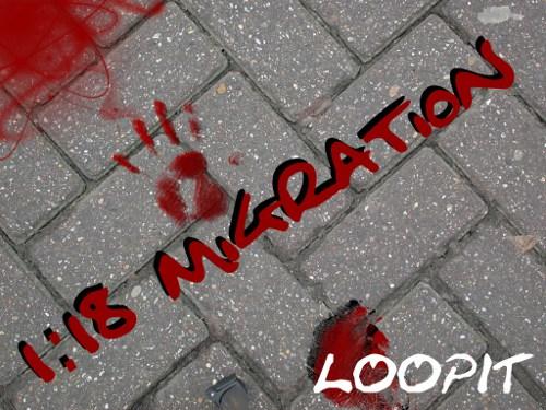 1:18 Migration shambles along!