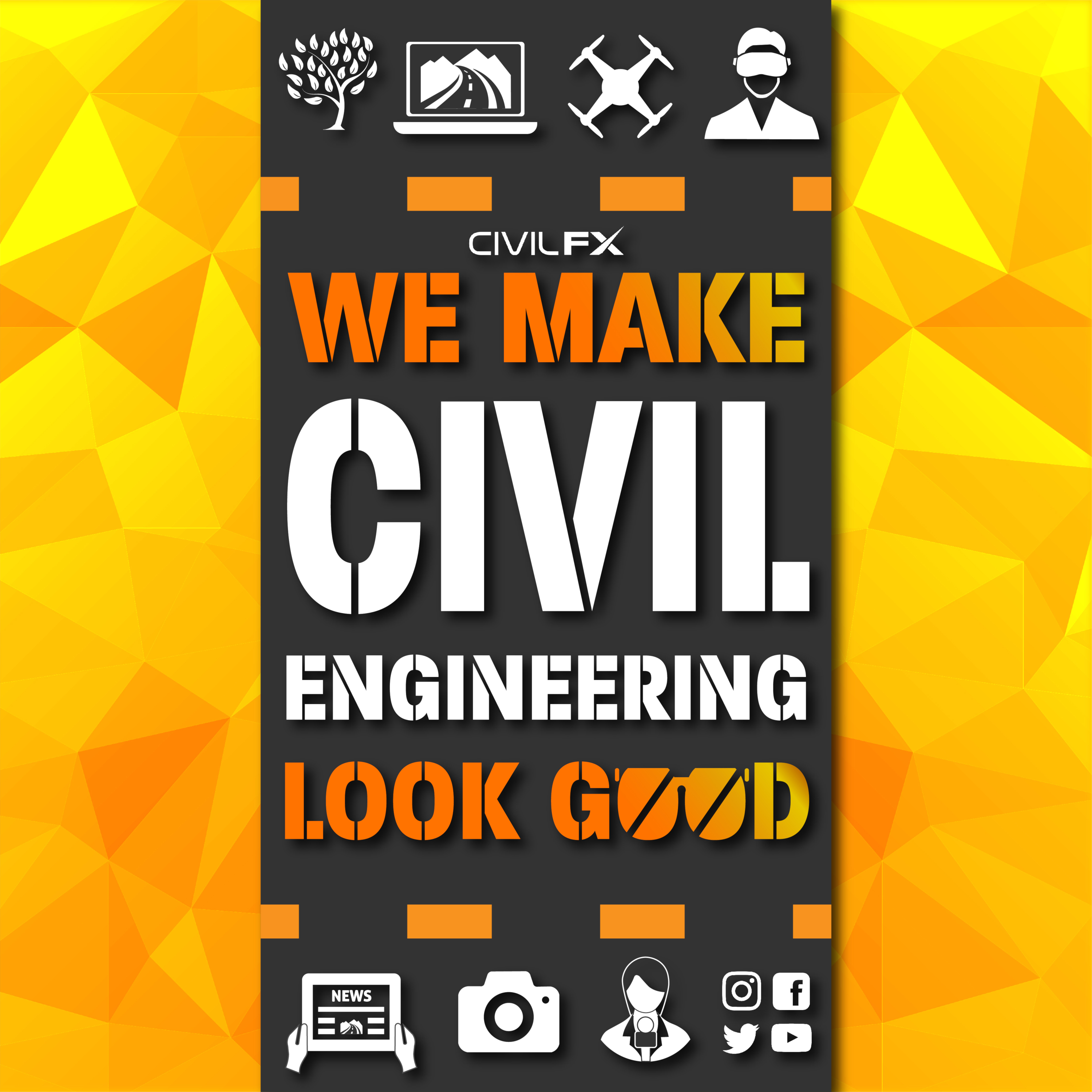 We Make Civil Engineering Look Good Working To Make Transportation And Other Civil Engineer Projects Better Through Outreach 3d Visualization And More Listen Via Stitcher For Podcasts