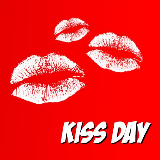 KISS DAY - Rozdávání odpustek