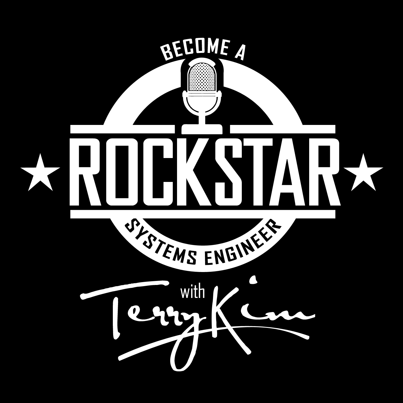 Become a Rockstar Systems Engineer with Terry Kim show art