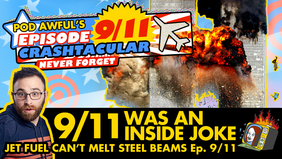 JET FUEL CAN'T MELT STEEL BEAMS w/ Boris Khaykin - Ep. 9/11 (INSIDE JOB, 9/11 TRUTH, CONSPIRACY THEORY)
