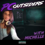 Artwork for PC Outsiders with Michelle (and John) - Episode 54