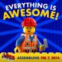 Artwork for Lego: The Movie