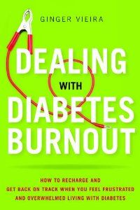#114 Ginger Vieira - Dealing with Diabetes Burnout