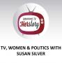Artwork for TV, Women & Politics with Susan Silver