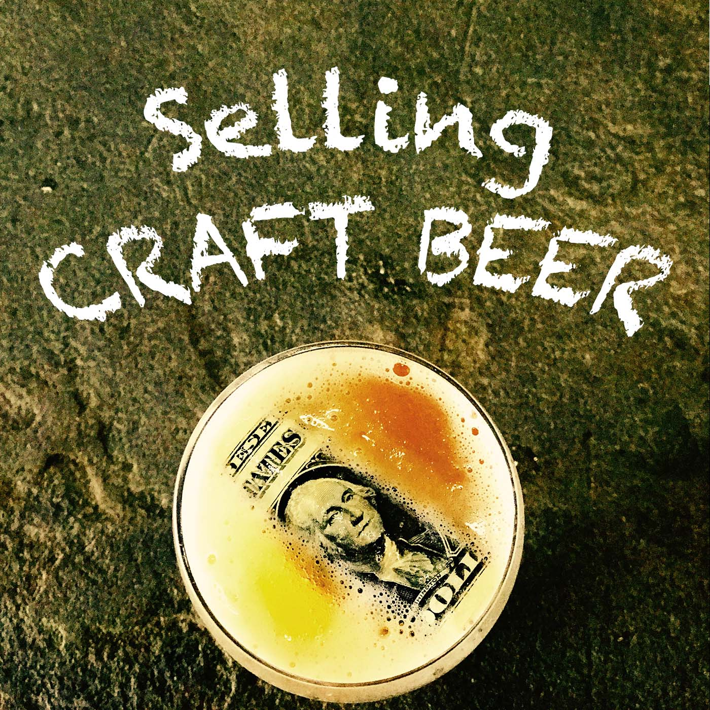 Selling Craft Beer show art