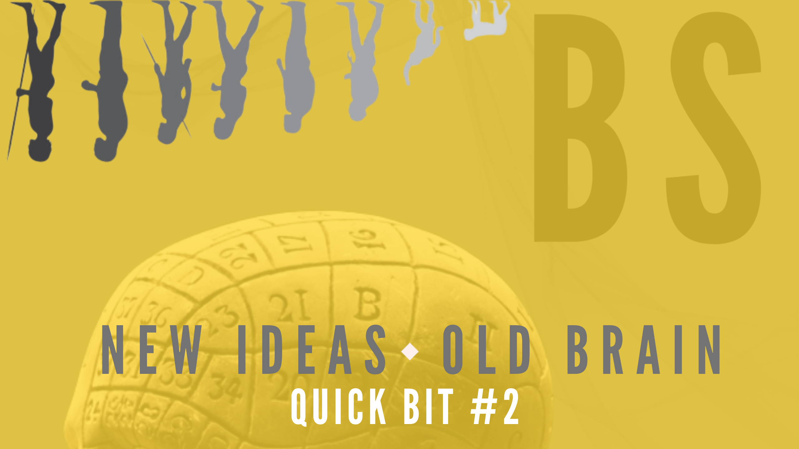 New Ideas, Old Brain Quick Bit #2: For Innovation's Sake, Take Your Vacations
