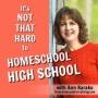 Artwork for Homeschool High School Writing: Mom's Involvement