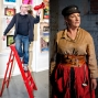 Artwork for Pauline McLynn brings Courage to Red Ladder's fiftieth birthday