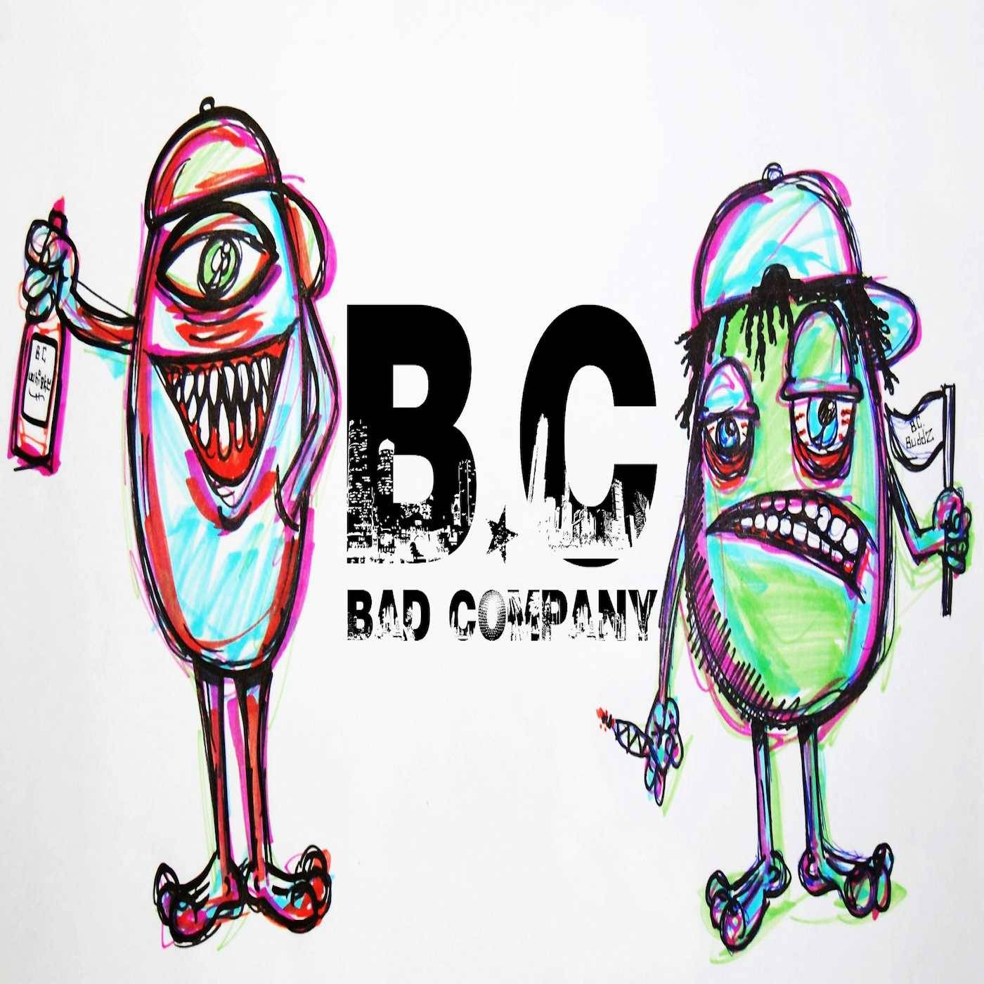 Bcbuddz Live show art