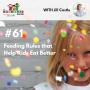 Artwork for TNC 061: Feeding Rules that Help Kids Eat Better