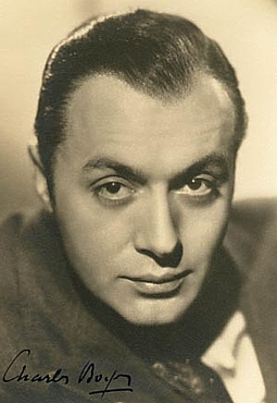 230-141013 In the Old-Time Radio Corner - Presenting Charles Boyer