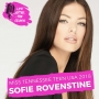 Artwork for 100th EPISODE!!! Miss Tennessee Teen USA 2018 Sofie Rovenstine - How she landed the Victoria's Secret Fashion show, the ugly side of modeling, growing up tall and how Pageantry changed her for the better