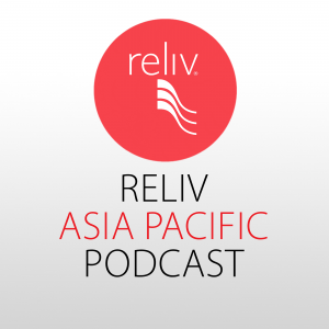 Reliv Asia Pacific Podcasts