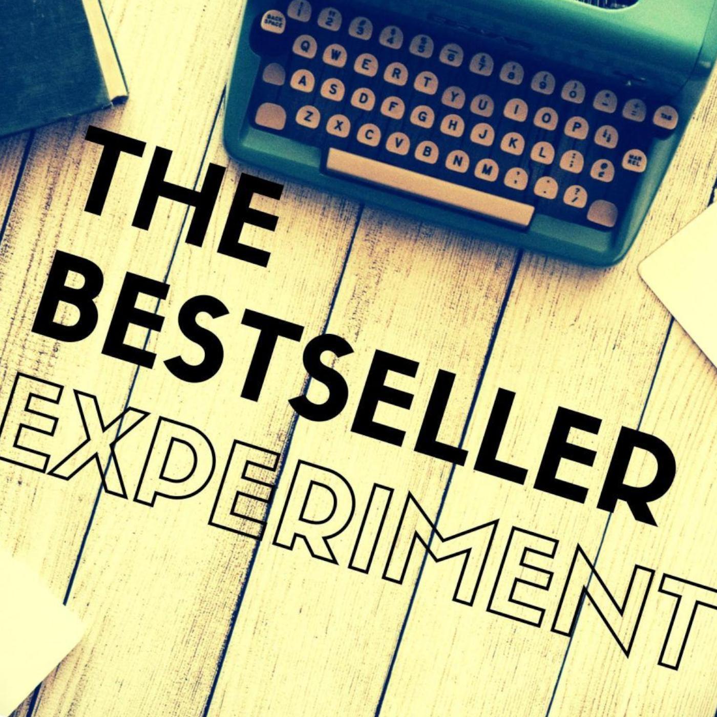 The Bestseller Experiment show art