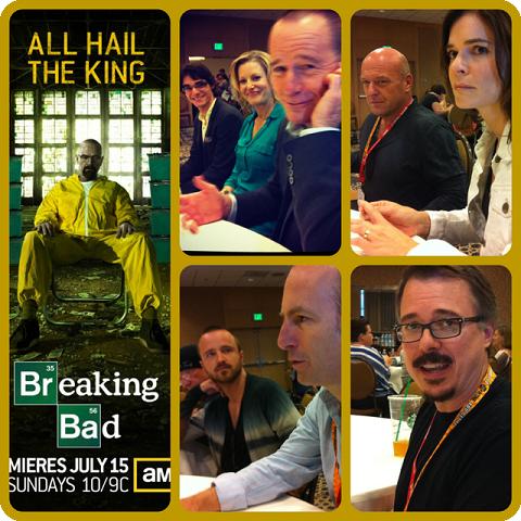 Episode 428 - SDCC: Breaking Bad!