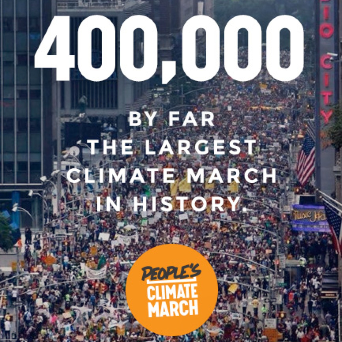 (2014/10/07) The People's Climate March (Climate)