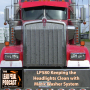 Artwork for LP580 New Washer System Keep Headlights Clean for Truckers