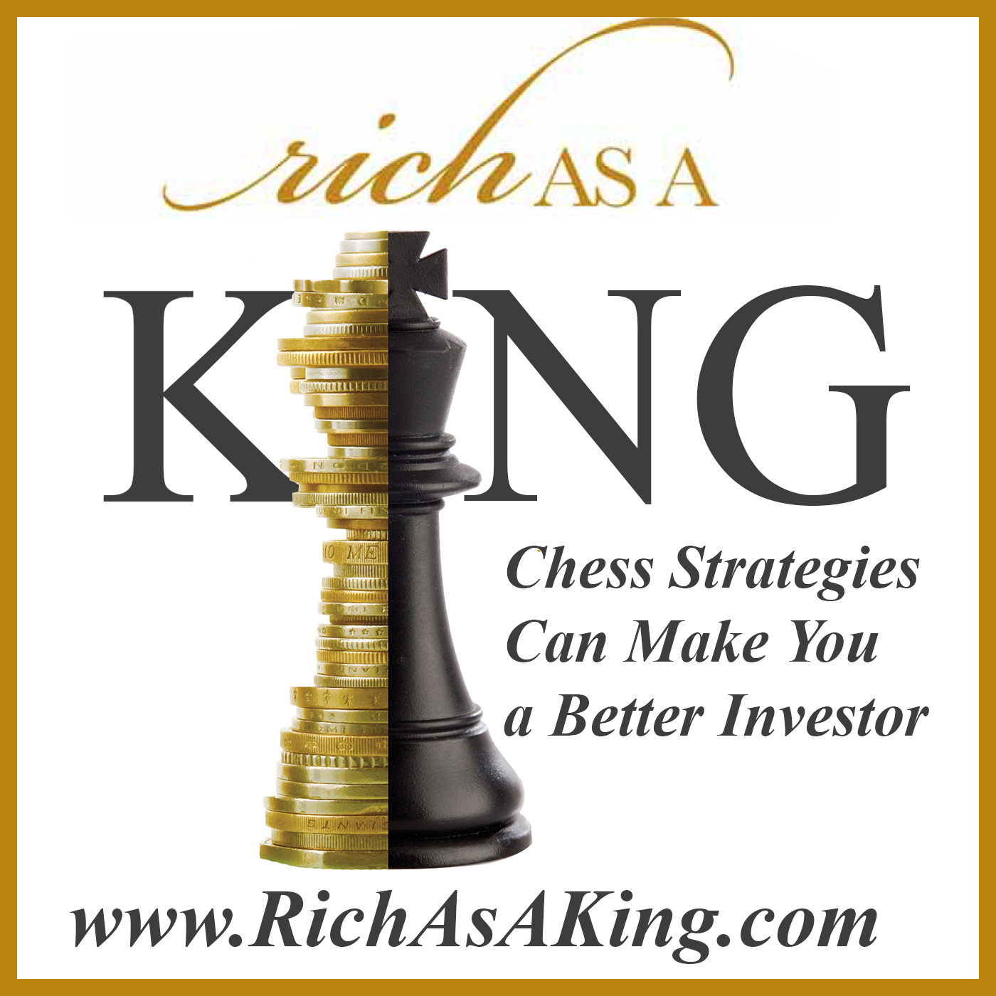 Rich As A King show art