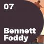 Artwork for Bennett Foddy, Game Designer, Getting Over It