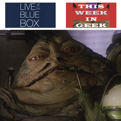 This Week in Geek 1-24-15 Live at the Blue Box