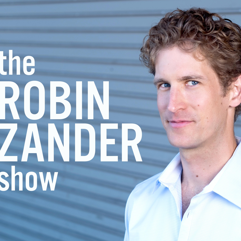 The Robin Zander Show show art