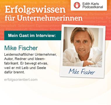 201– Im Gespräch mit Mike Fischer, Teil 2