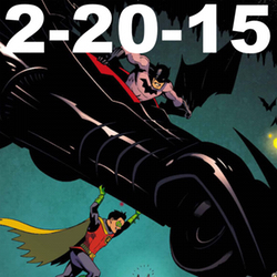 World's Finest 2-20-15 DC Comics Review