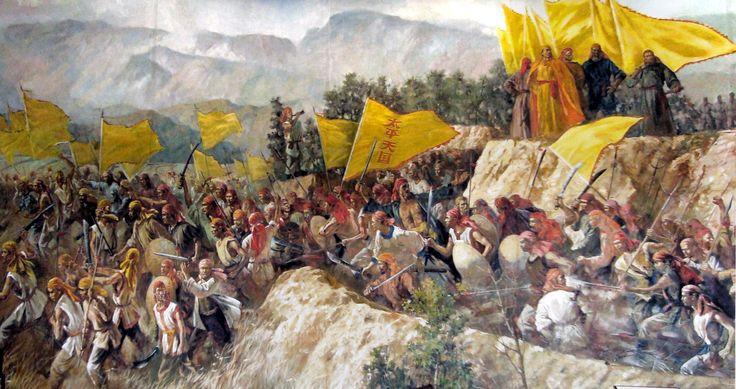 The Taiping Rebellion