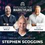 Artwork for Exploring the Marketplace with Serial Entrepreneur, Stephen Scoggins  (S:1 - Ep 45)