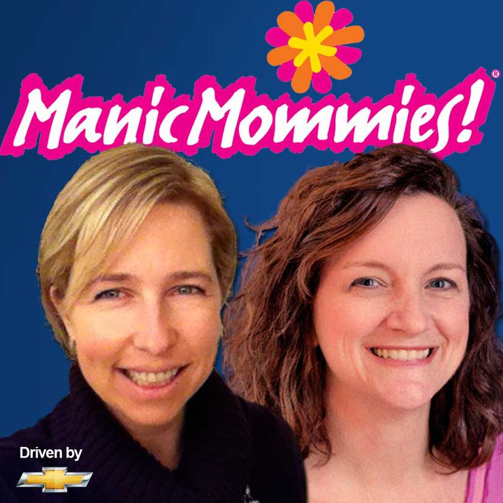 The Manic Mommies podcast hosted at libsyn