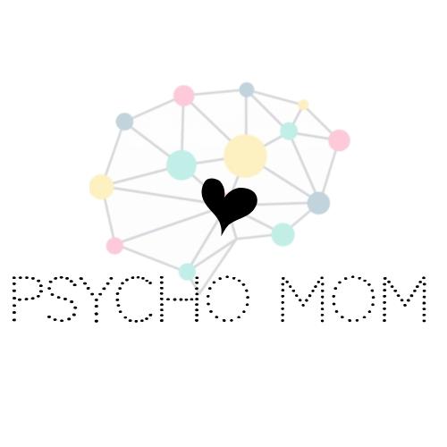 Psycho Mom show art