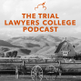 Artwork for TLC Executive Director Laurie Goodman Talks Wyoming, Advocacy and the Impact of the Trial Lawyer's College