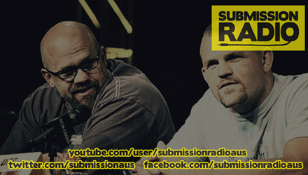 Submission Radio 29/3/14 with Special Guest: John Hackleman