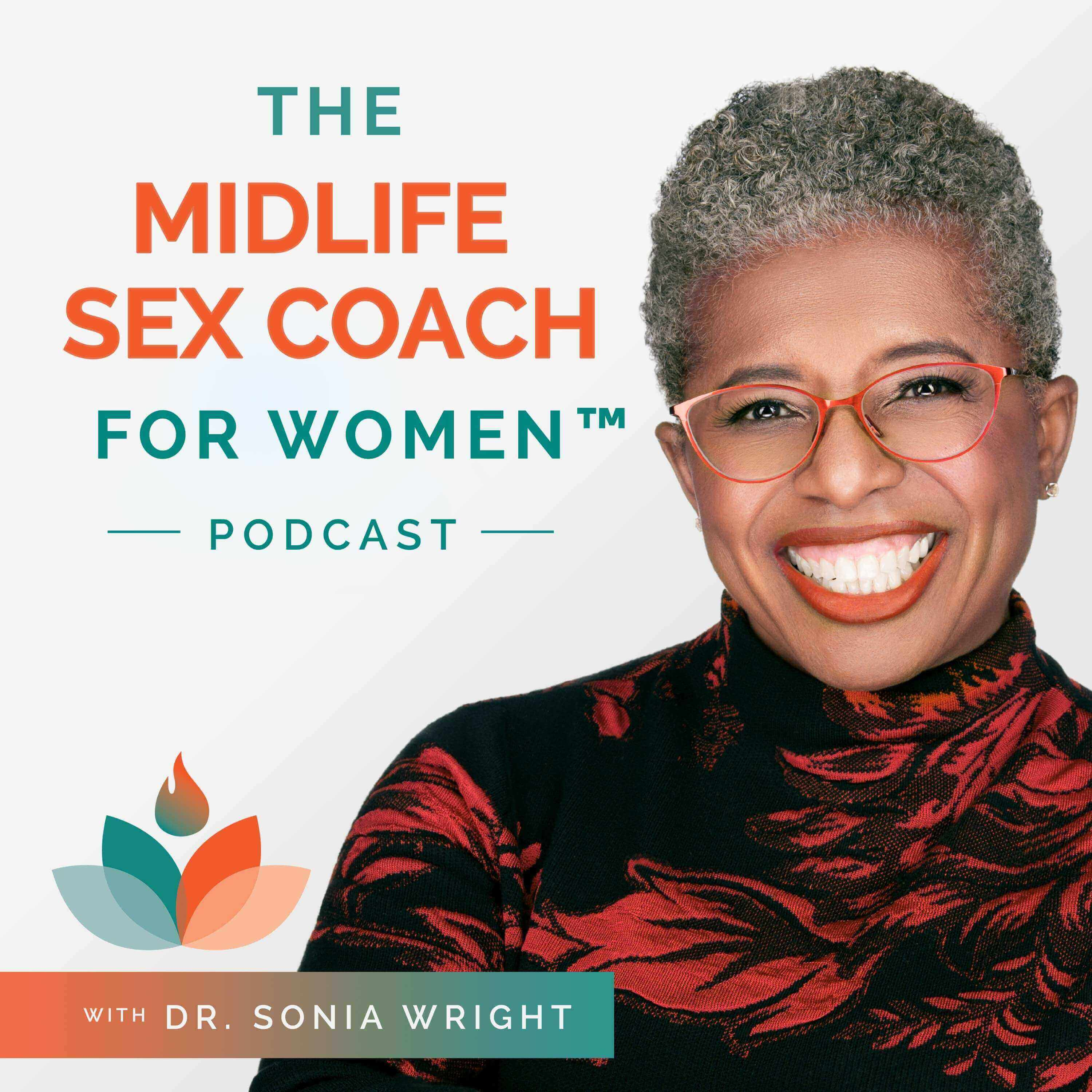 The Midlife Sex Coach for Women™ Podcast show art