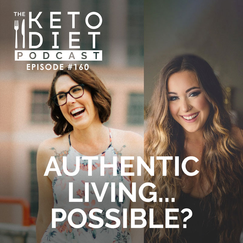 #160 Authentic Living... Possible? with Brooklyn Fay Vienneau