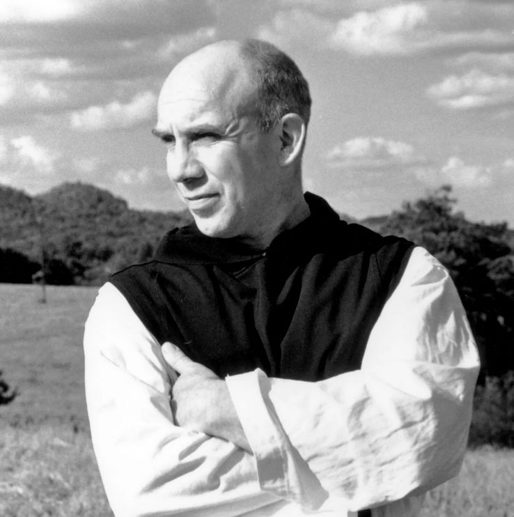 Thomas Merton and Finding Your Calling show art