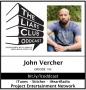 Artwork for The Liars Club Oddcast # 143 | John Vercher: Novelist, Short Story Writer and Essayist