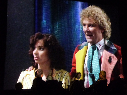 Tim's Take On: Episode 177(The BFI Celebrates the sixth Doctor)