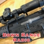 Artwork for Down Range Radio #628: A Weekend with Lucid Optics and Wyoming Tactical