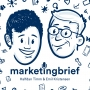 Artwork for EP #156: Skal du lave et podcast for at markedsføre din virksomhed?