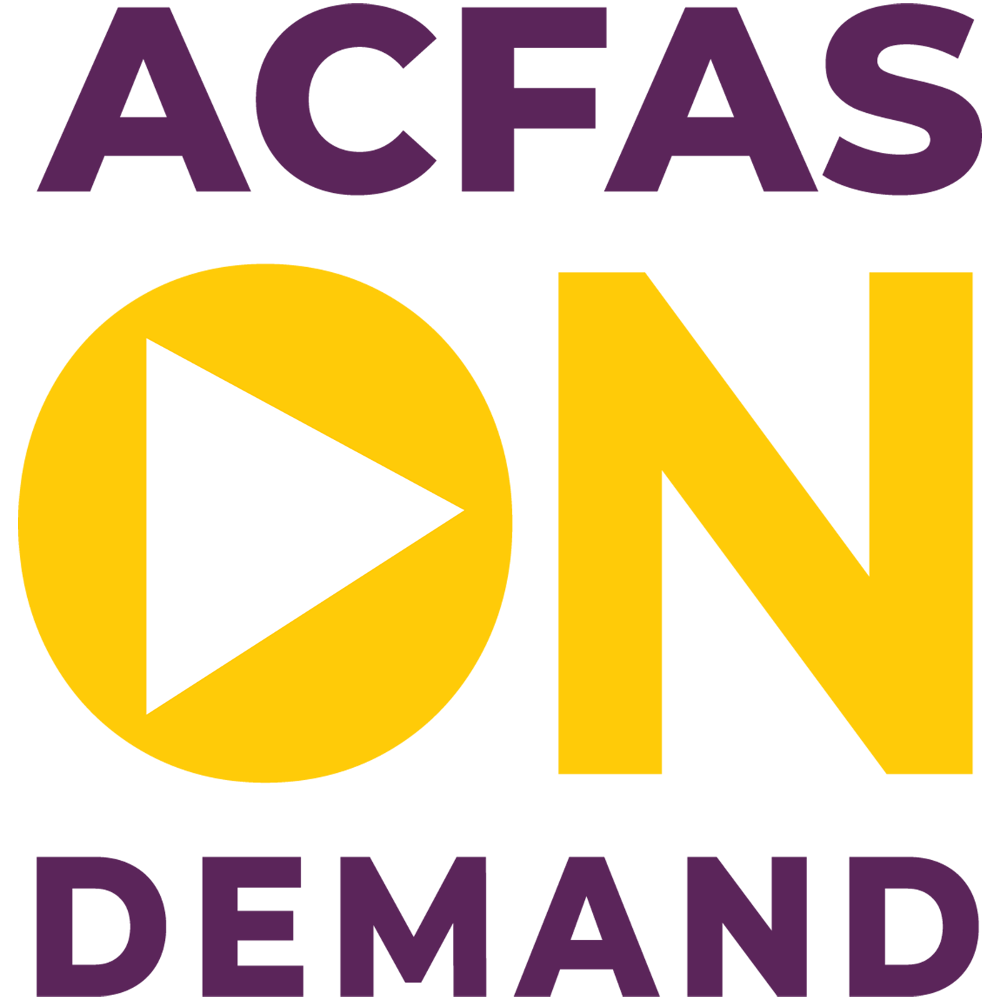 ACFAS On Demand show art