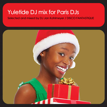 Jan Kohlmeyer - Yuletide DJ Mix IV - Santa's Funk & Soul Christmas Party Vol.3