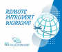 Artwork for Remote Introvert Working